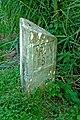 Milestone (Arun side), Wey and Arun Canal - geograph.org.uk - 1451019.jpg