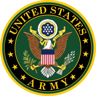United States Army Land warfare branch of the United States Armed Forces