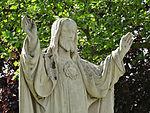 Millingen aan de Rijn - Heilig Hartbeeld (1922) van Jan Custers - 04.jpg
