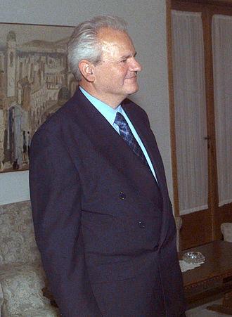 Socialist Party of Serbia - Slobodan Milošević