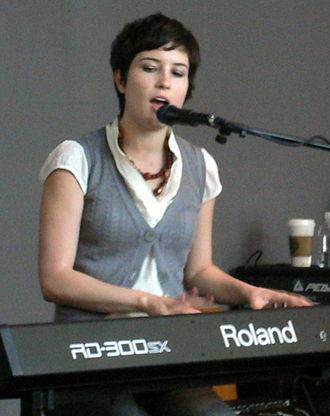 Missy Higgins - Image: Missy Higgins 2005