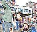 Mobile Mardi Gras Revelers 2008.jpg
