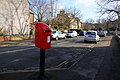 Modern post box in Tackley Place - geograph.org.uk - 1760570.jpg