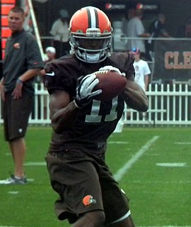 Mohamed Massaquoi American football wide receiver