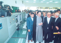 Mohammad Khatami - ceremony of second phase utilization of Hasheminejad gas refinery - Sarakhs - April 16, 2002.png