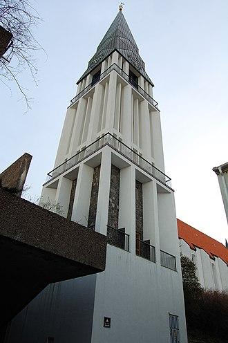 Molde Cathedral - Image: Molde Cathedral 2009 1