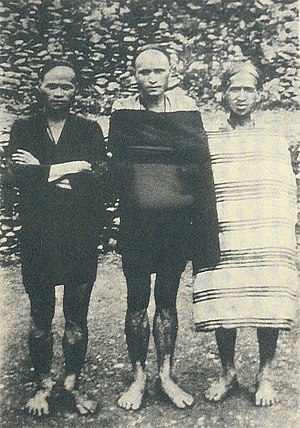 Mona Rudao - Mona Rudao (centre) with other tribal leaders in 1931