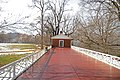 Monticello north pavilion promenade - home of US President Thomas Jefferson - near Charlottesville, Virginia - panoramio.jpg
