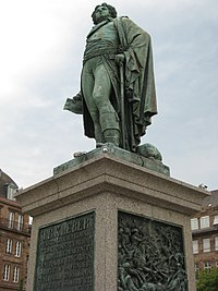 Monument à Jean-Baptiste Kléber par Philippe Grass, Strasbourg.jpg