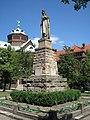 Monument St Hedwig Katowice Panewniki 5.JPG