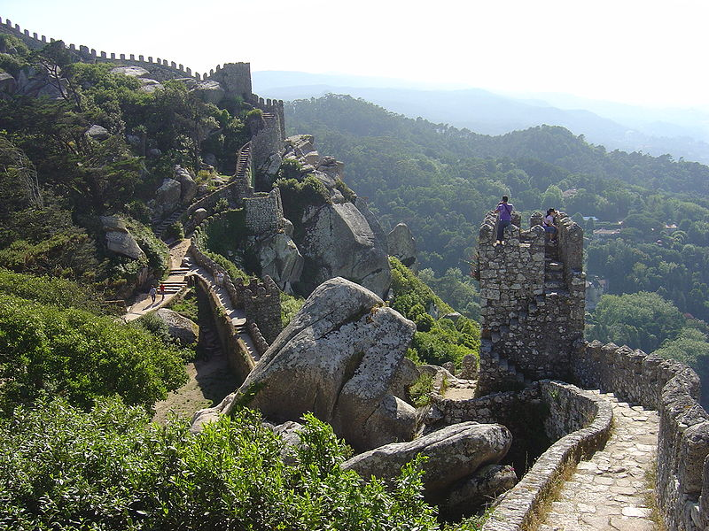 Datei:Moorish Castle.JPG
