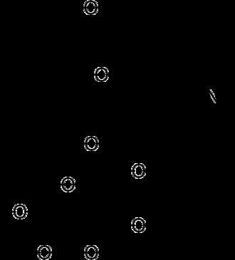 Glucuronide - Morphine-6-glucuronide, a major metabolite of morphine