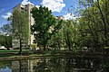 Moscow, Kuskovskaya Street 19 k.1, Maly Kopany Pond (31286201426).jpg