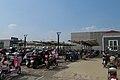 Motorcycle parking lot at Lucheng Station (20180728153216).jpg