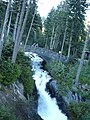 Mount Rainier National Park Narada Falls Panorama-part1.jpg