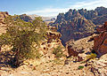 Mountains near Jabal ad-Deir, Petra, Jordan.jpg