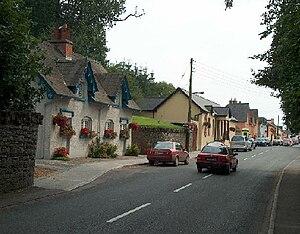 Moynalty -  Moynalty in 2006