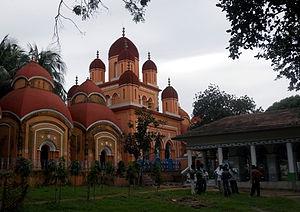 Shyamnagar, West Bengal - Shyamnagar Kalibari(Mulajore kalibari)