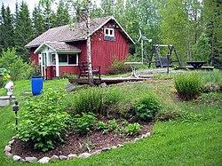 kesämökkejä suomessa