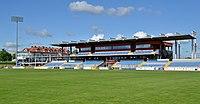 Municipal Stadium, Suwałki (by Pudelek) 01.jpg