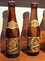 Musée Européen de la Bière, 2 Nounou beer bottles.JPG