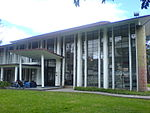 Universidad Nacional de Colombia. Edificio de la Imprenta