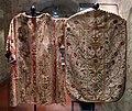 Museo del duomo di guardiagrele, pianete e tonacelle del xviii secolo 01.jpg