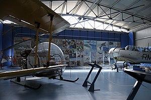 Museo dell'Aeronautica Gianni Caproni, northern hangar, 2011 (1).JPG