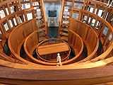 Reconstruction of the anatomical theatre (1988)