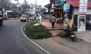 Nediyiruppu - Musliyarangadi Town, Nediyiruppu