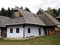 Muzeum Slovenskej Dediny usadlost z Liptovskej Sielnice.jpg
