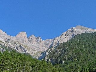 mountain of Greece