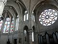 Nérac église ND choeur et transept sud.JPG
