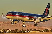 N757AF TRUMP 1991 Boeing 757-2J4 C-N 25155-371 (11975547605).jpg