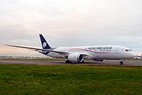 N782AM - B788 - Aeromexico