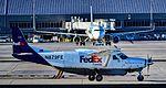 N879FE FEDEX 1990 Cessna 208B Super Cargomaster s-n 208B0213 (33635228075).jpg
