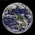 NASA GOES-13 Full Disk view of Earth November 24, 2010 (5205138578).jpg