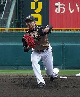 Masaru Takeda Japanese baseball player