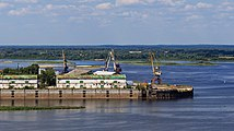 NN Spit from Fedorovskogo Embankment 08-2016 img1.jpg