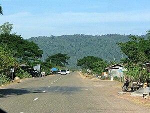 Route 13 (Laos) - Route 13 South, Laos