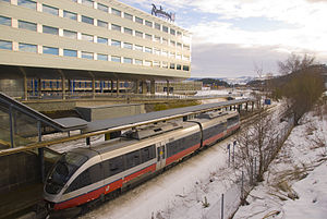Trondheim sentralstasjon