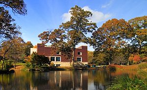 New York Institute of Technology College of Osteopathic Medicine - Image: NYCOM