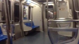 File:NYC Kawasaki subway trains.webm