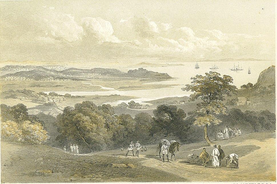 Naha Okinawa 1856