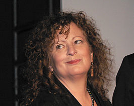 Nan Goldin in oktober 2009
