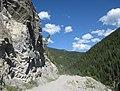 Narrow Mountain Road - panoramio.jpg