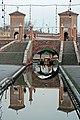 Natale a Comacchio, Trepponti dal Ponte degli Sbirri - panoramio.jpg