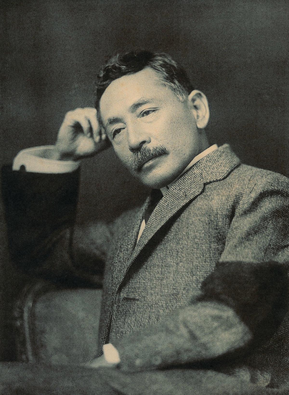 夏目漱石 - Wikipedia