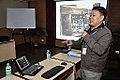 Nattawut Chongamornkul - Indo-Finnish-Thai Exhibit Development Workshop Presentation - NCSM - Kolkata 2014-11-25 9700.JPG