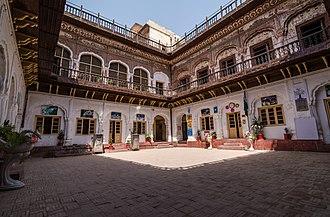 Haveli of Nau Nihal Singh - Image: Nau Nihal Singh Haveli 2
